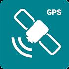 Coordenadas de mi GPS icon
