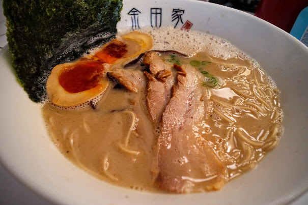 Kanada-ya Ramen London Covent Garden