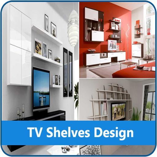 TV Shelves Design