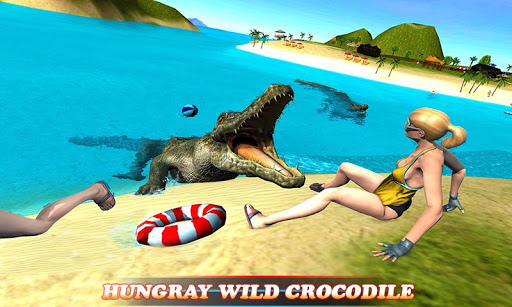 Real Hungary Wild Crocodile Attack 2017 image | 3