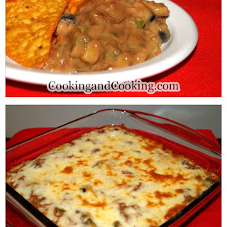 Refried Bean Casserole Recipes