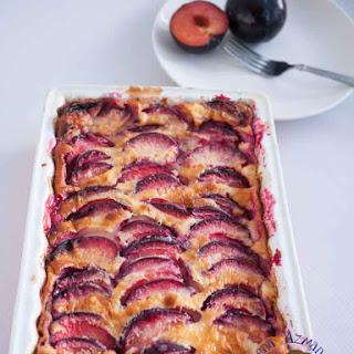 Fresh Plum Desserts Recipes.