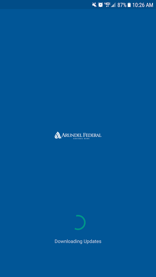 Arundel Federal Mobile Banking- screenshot