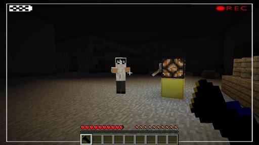 Slender Mod Craft Mine Ideas