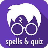 Spells & Quiz for Harry Potter