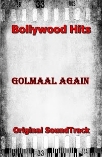 Soundtrack Of GOLMAAL AGAIN Full Album - náhled