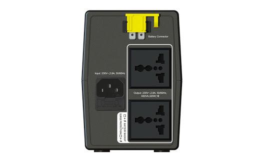 Bộ lưu điện/ UPS APC BX650LI-MS-2