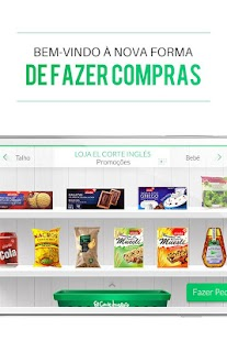 El Corte Inglés Supermercado- screenshot thumbnail