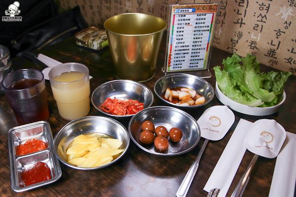 槿韓食堂·韓式料理吃到飽무궁화 한국요리 무한리필