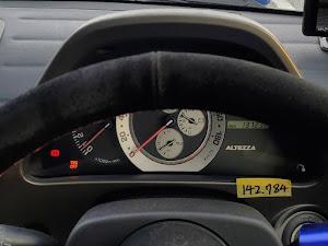 アルテッツァ SXE10のカスタム事例画像 DAISUKEさんの2021年01月17日22:49の投稿
