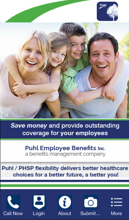 Puhl Employee Benefits- screenshot