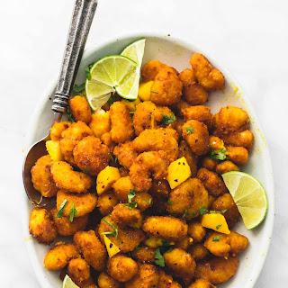 Mango Habanero Popcorn Shrimp Recipe
