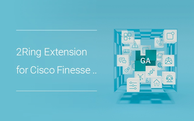 2Ring Extension for Cisco Finesse v3.3.0
