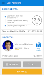 Ojek Kampung screenshot 5