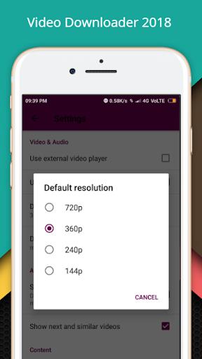 Video Downloader 1.6 screenshots 3