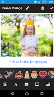 Screenshot of Insta Photo Collage