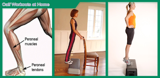 Calf Workouts At Home Apps On Google Play