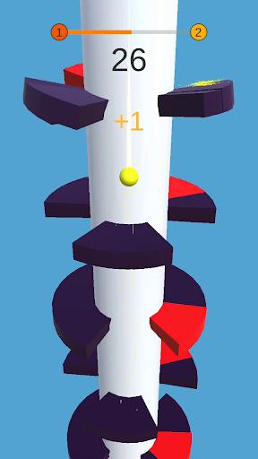 Original Helix Jump 1.0 screenshots 3