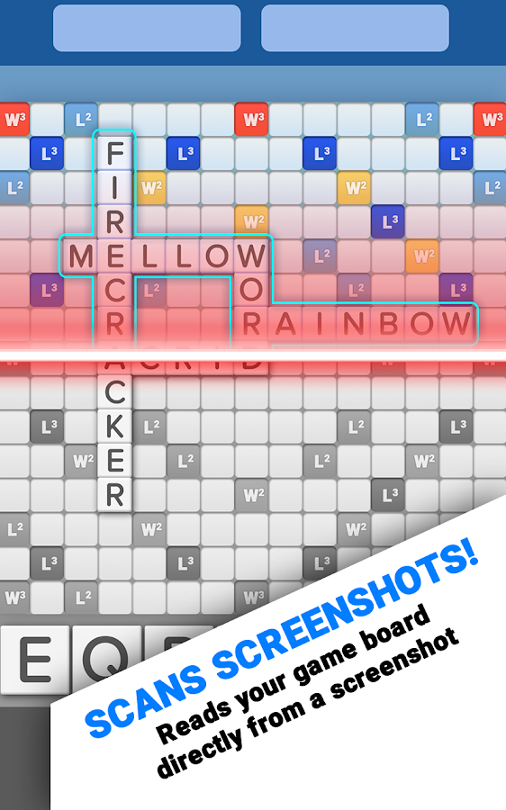 Word Breaker (Scrabble Cheat)- screenshot