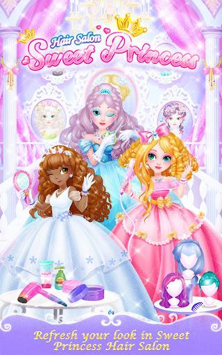 Sweet Princess Hair Salon 1.3 screenshots 6