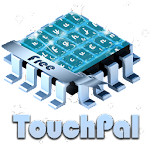Ocean Blue TouchPal