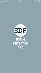 Signal Detector Pro - náhled
