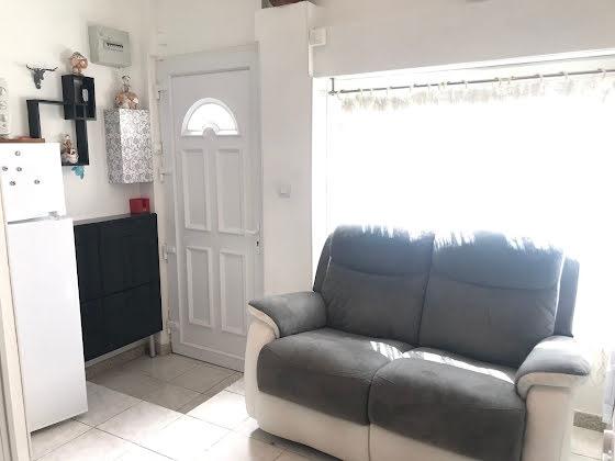Vente maison 3 pièces 25 m2
