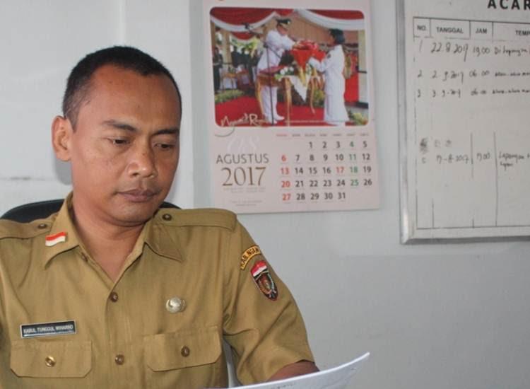 hasil Pilkades serentak di kabupaten ngawi