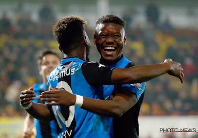 Ivan Leko spreekt over de laatste weken en het vertrek en Anthony Limbombe en Abdoulay Diaby bij Club Brugge