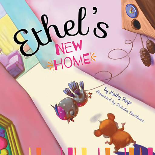 Ethel's New Home cover