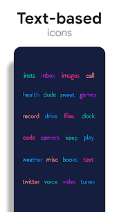 Lines Chroma – Icon Pack 4