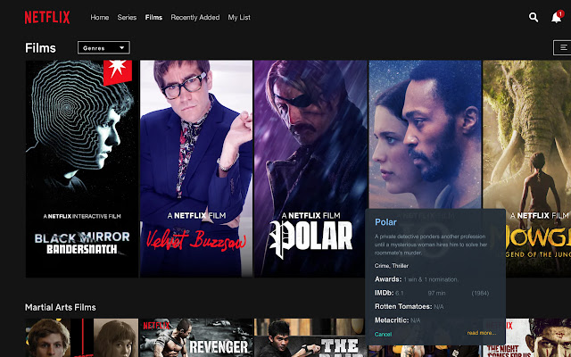IMDB Ratings