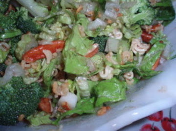 Romaine Salad Recipe
