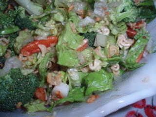 Romaine Salad Recipe