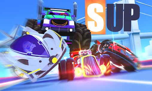 SUP Multiplayer Racing MOD (Free Shopping) 1