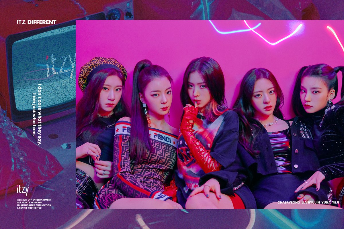 itzy first teaser images 2