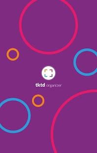 tktd Organizer - náhled