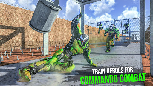 US Army Robot Training Camp: Special Force Course download 1