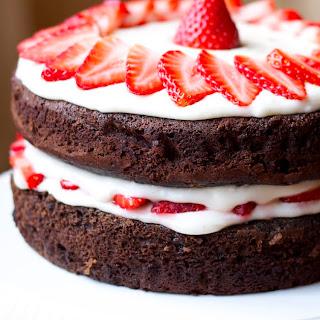 Chocolate Malbec Cake