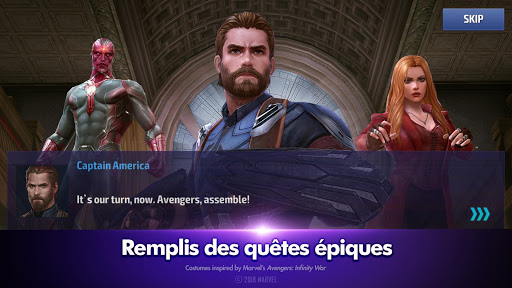 MARVEL Future Fight  captures d'écran 3