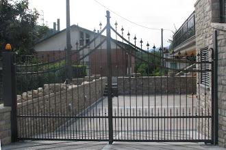 Photo: Cancello in ferro