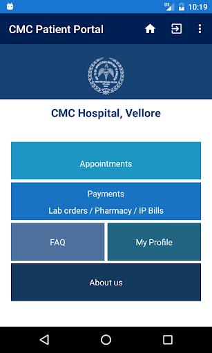 CMC Patient Portal 1.54 screenshots 2