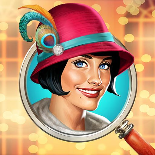 June's Journey - Hidden Object Icon