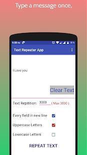Text Repeater - Text / SMS Bomber - Slunečnice cz