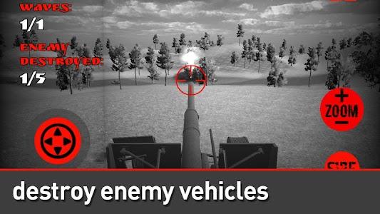 Cannon Simulation screenshot 1