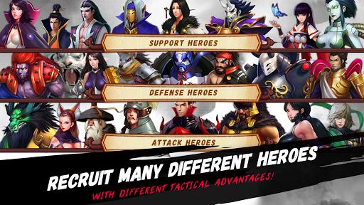 Legends of 100 Heroes screenshot 4