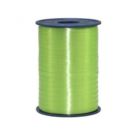 Ballongsnöre, ljusgrön 500 m x 5 mm