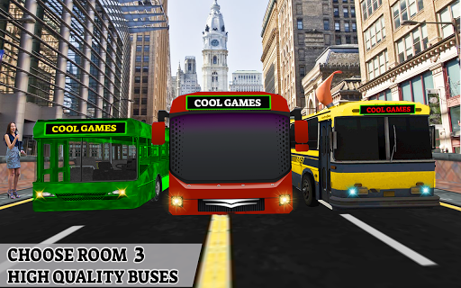 2019 Megabus Driving Simulator : Cool games 1.0 screenshots 10