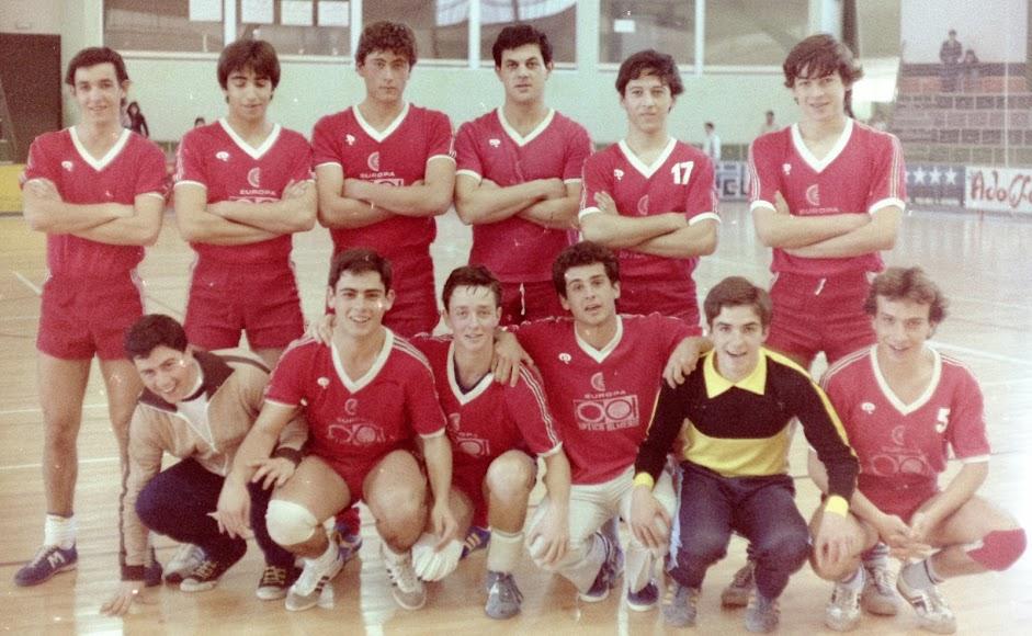 La promoción de 1965 liderada por Ruiz Crespo.