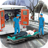 City Ambulance Rescue 2017: Emergency Simulator 3d